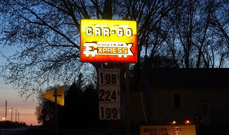 history of car-go express convenience stores